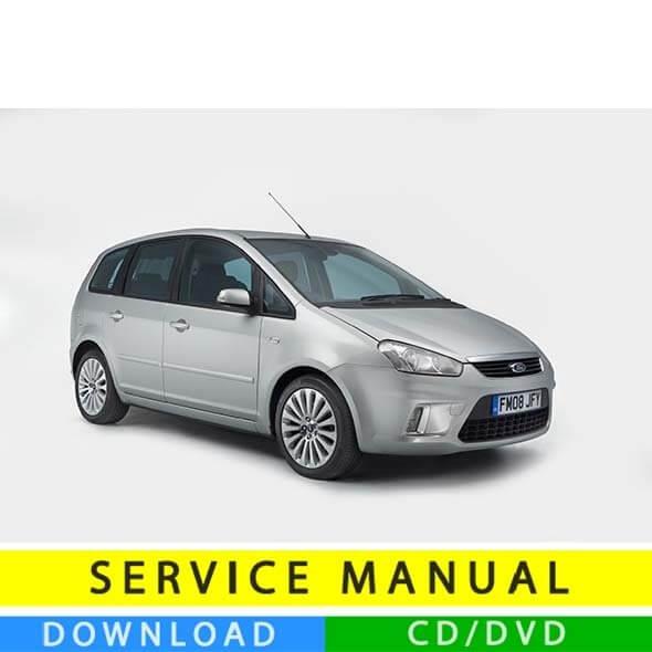 Ford C-Max service manual (2003-2010) (IT)