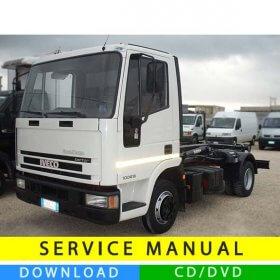 Iveco Eurocargo service manual (2002-2008) (EN)