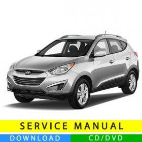 Hyundai Tucson service manual (2009-2015) (EN)