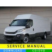 Iveco Daily service manual (2014-2019) (EN)