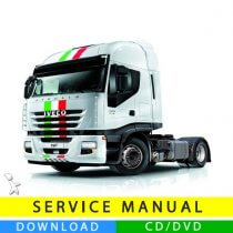 Iveco Stralis service manual (2002-2006) (IT)