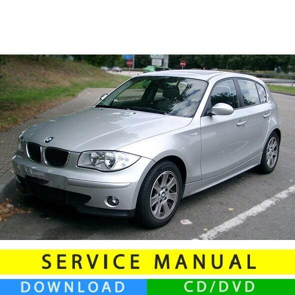 BMW E87 service manual (2004-2013) (IT)